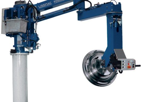 Manipulators - Posimat-PM-500-blau
