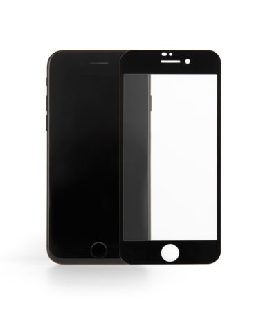 "Displayschutz <span class=""title__name"">IOMI ImpactGLASS edge3D</span><br class=""title__break""> <span class=""title__model"">Apple iPhone 7/8</span><span class=""title__color"">, Black Collection</span>"